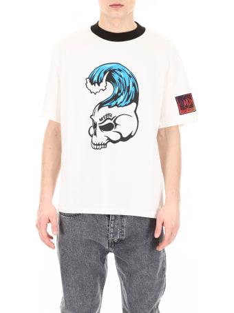 M1992 Skull Print T-shirt