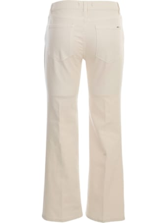 Seventy Cotton Flared Jeans