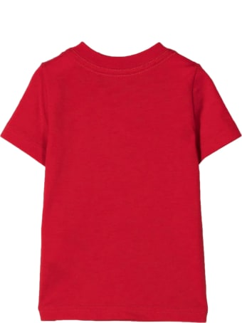 Dsquared2 Red Cotton T-shirt
