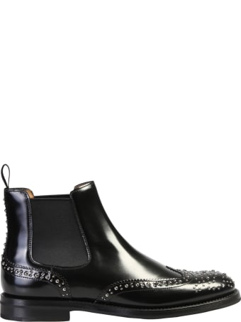 Church's Studded Ankle Boots