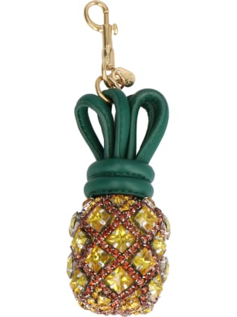 Anya Hindmarch 'pineapple' Keyring