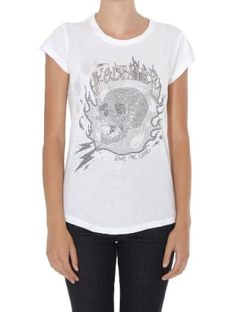 Zadig & Voltaire Logo Tshirt
