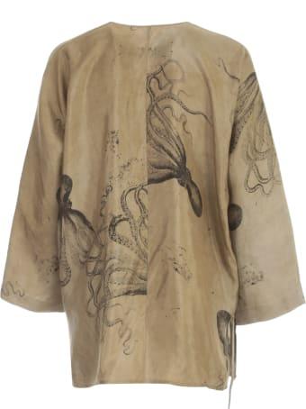 Uma Wang Tantric Oversized L/s Shirt