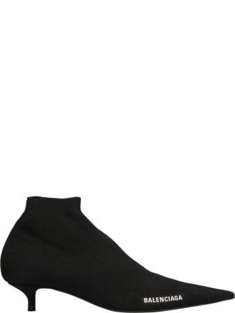 Balenciaga Knit Boots