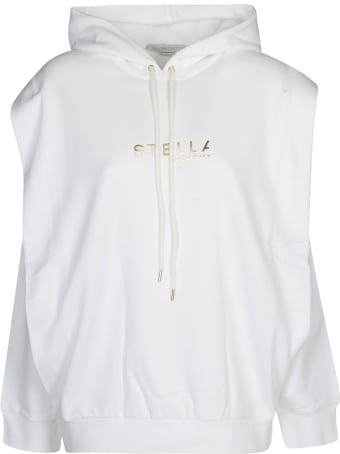 Stella McCartney White Cotton Sweatshirt