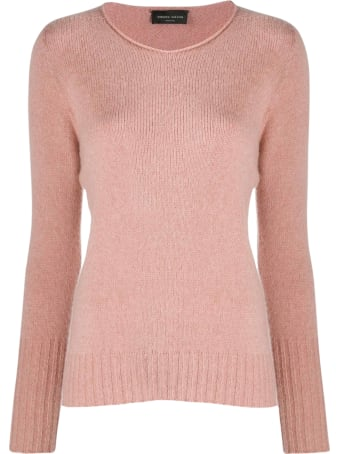 Roberto Collina Boat Neck Sweater
