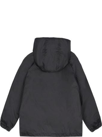 Fendi Reversible Hooded Windbreaker