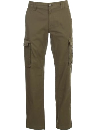 Calvin Klein Jeans Skinny Washed Cargo Pants
