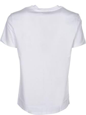 A.P.C. T-shirt Vpc Blanc H
