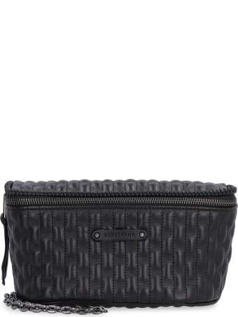 Longchamp Amazone Quilted Leather Belt Bag