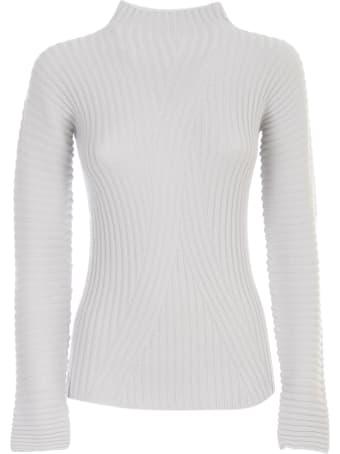 Emporio Armani Ribbed Sweater L/s High Neck