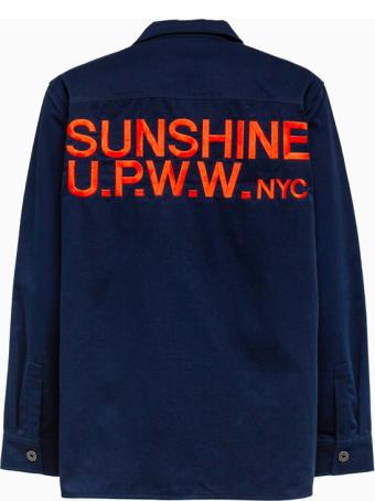 U.P.W.W. New York Sunshine Nysws Wb Jacket