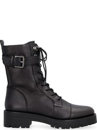 Sam Edelman Junip Lace-up Ankle Boots