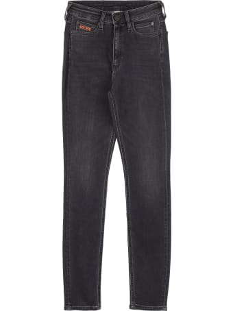 Calvin Klein Jeans High-rise Skinny-fit Jeans