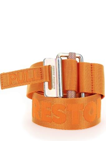 HERON PRESTON Buckle Belt
