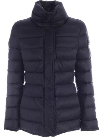 Peuterey Flagstaff Down Jacket In Nylon Color Black