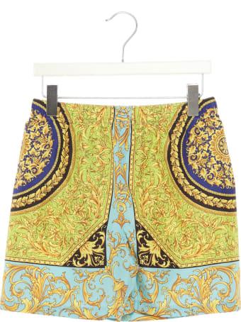 Young Versace Shorts