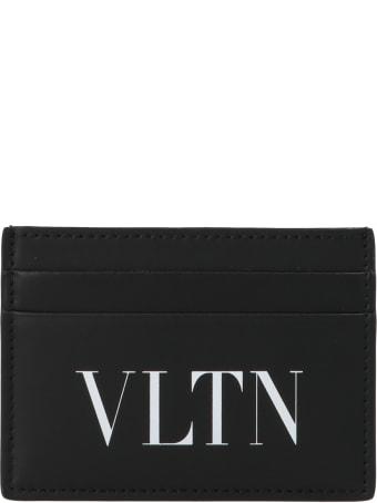Valentino Garavani 'vltn' Cardholder