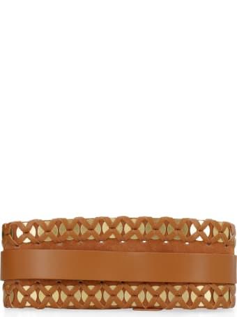 Pinko Nitrito Leather Belt