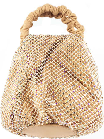 Gedebe Ydra Nude Bucket Bag