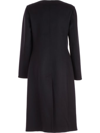 Ports 1961 Coat Double Breasted Straight