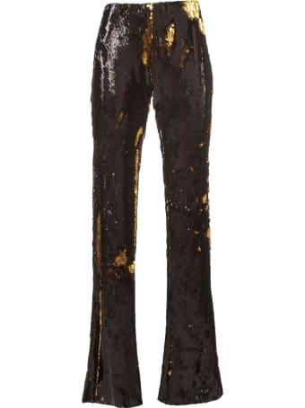 Marques'Almeida Pants Sequin Bootcut