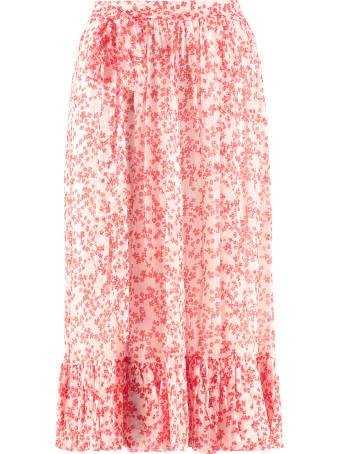 Baum und Pferdgarten Selda Printed Georgette Skirt