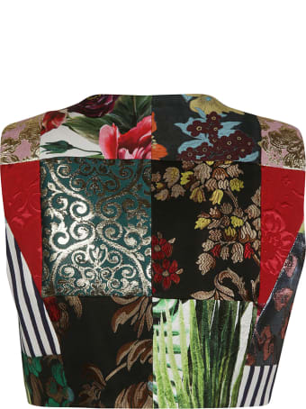 Dolce & Gabbana All-over Printed Gilet