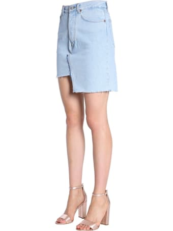 Forte Couture Lucille Denim Skirt