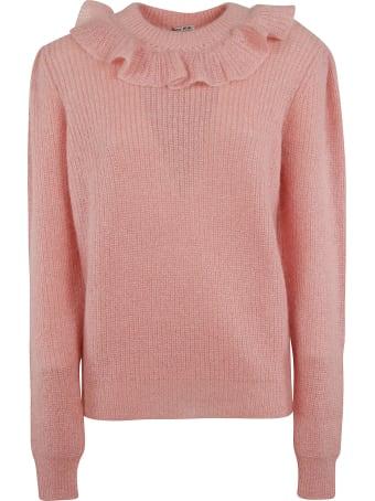 Miu Miu Ribbed Sweater