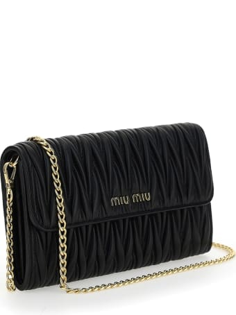 Miu Miu Chain Wallet