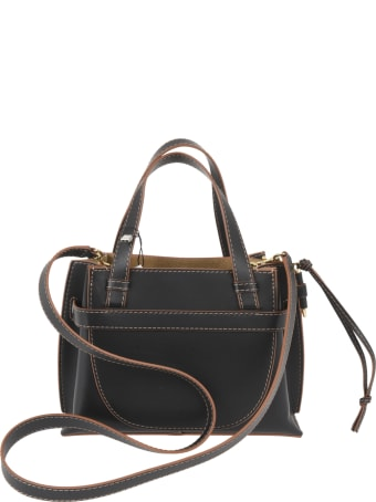 Loewe Mini Gate Top Handle Tote