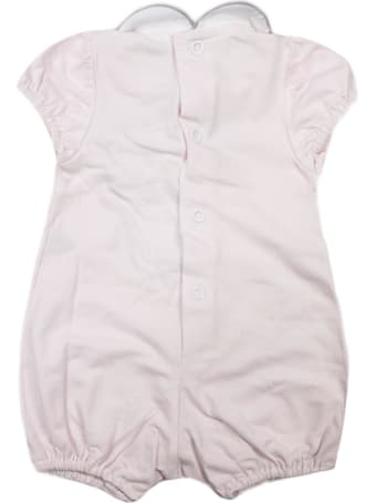 Little Bear Pink Jersey Body