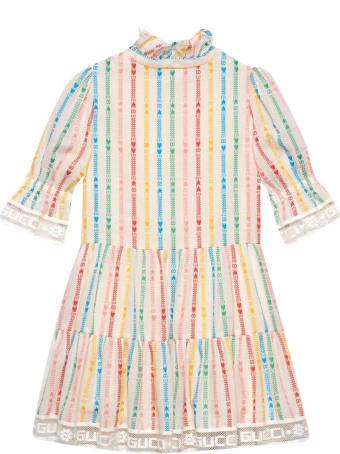Gucci Striped Dress