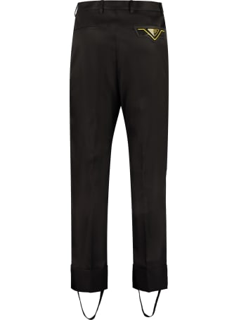 Prada Technical-nylon Pants