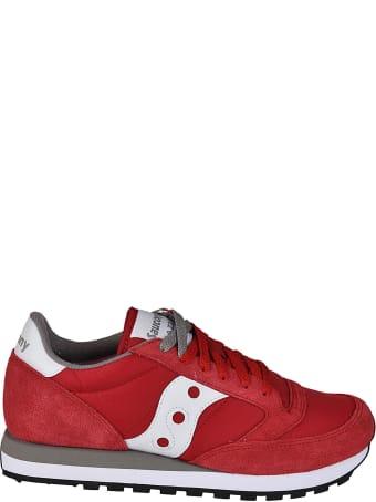 Saucony Sneaker Jazz O' Red