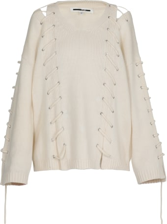 McQ Alexander McQueen Wool And Cashmere Sweater