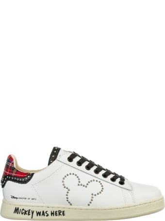 M.O.A. master of arts  Shoes Leather Trainers Sneakers
