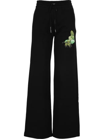 Off-White Off White Printed Sweatpants