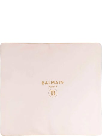 Balmain Pink Blanket