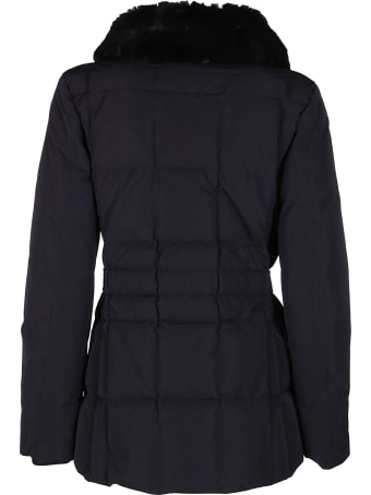 Woolrich Black Down Jacket