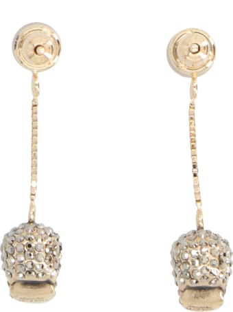 Alexander McQueen 'skull' Earrings