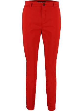 Department 5 Puff Stretch Cotton Trousers