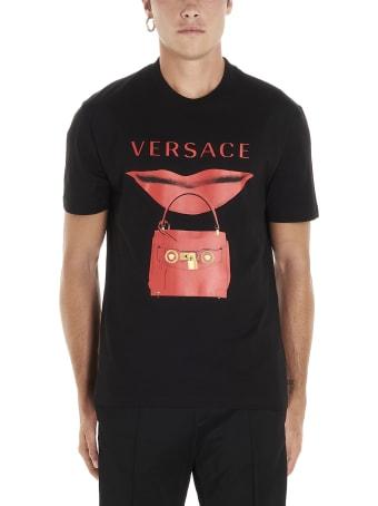 Versace 'bag' T-shirt