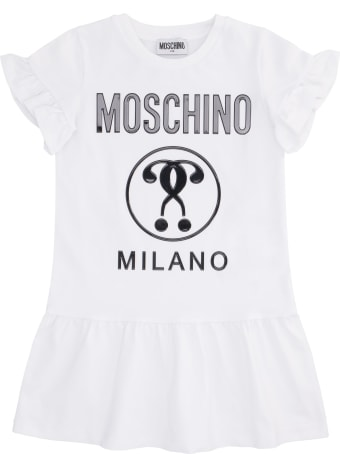 Moschino Cotton T-shirt Dress