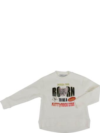 Patrizia Pepe We Rock Sweatshirt