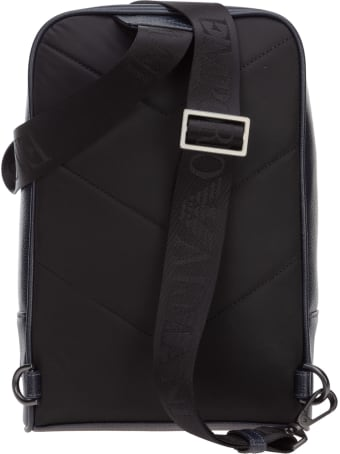 Emporio Armani Lady M Backpack