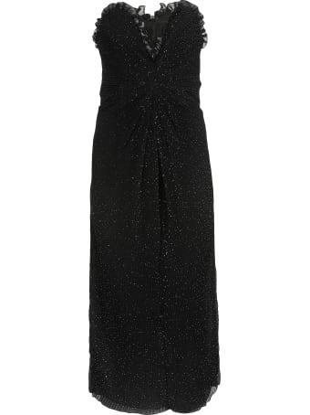 Marco de Vincenzo Lurex Dress