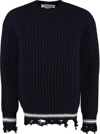Golden Goose Ribbed Wool Sweater