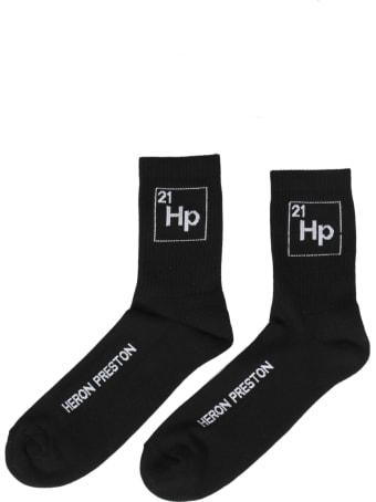 HERON PRESTON Hp Periodic Long Sock